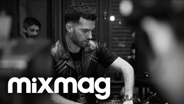 A-TRAK scratch DJ set at Mixmag Asia Sessions