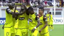 GOL DE MARCOS CAICEDO - COPA SUDAMERICANA 2016 - Zamora 1-1 Barcelona SC