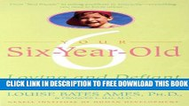 Collection Book Your Six-Year-Old: Loving and Defiant