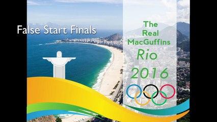 Rio Olympics 2016 - False Start