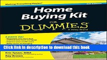 [Popular] Home Buying Kit For Dummies Paperback Online