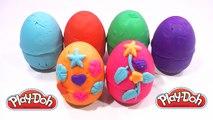 Play Doh Surprise Eggs Xitrum Minions Peppa Pig español toys - Fun Video for Kids