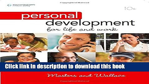 [Popular] Personal Development for Life and Work Paperback Collection