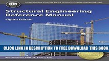Collection Book Structural Engineering Reference Manual, 8th Ed