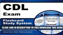 New Book CDL Exam Flashcard Study System: CDL Test Practice Questions   Review for the Commercial
