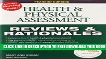 New Book Pearson Nursing Reviews   Rationales: Health   Physical Assessment (Reviews and Rationales)