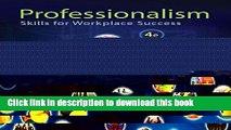 [Popular] Professionalism: Skills for Workplace Success Plus NEW MyStudentSuccessLab -- Access