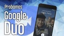 Así es Duo, la app de videollamadas de Google para móviles