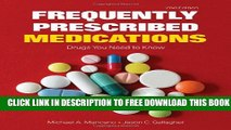 Collection Book Frequently Prescribed Medications: Drugs You Need To Know