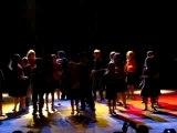 Fete Ecole Danse Léa 1er Rang à Droite