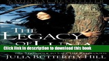 [PDF] The Legacy of Luna: The Story of a Tree, a Woman and the Struggle to Save the Redwoods Full