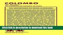 [Download] Colombo City Journal, City Notebook for Colombo, Sri Lanka Full Free