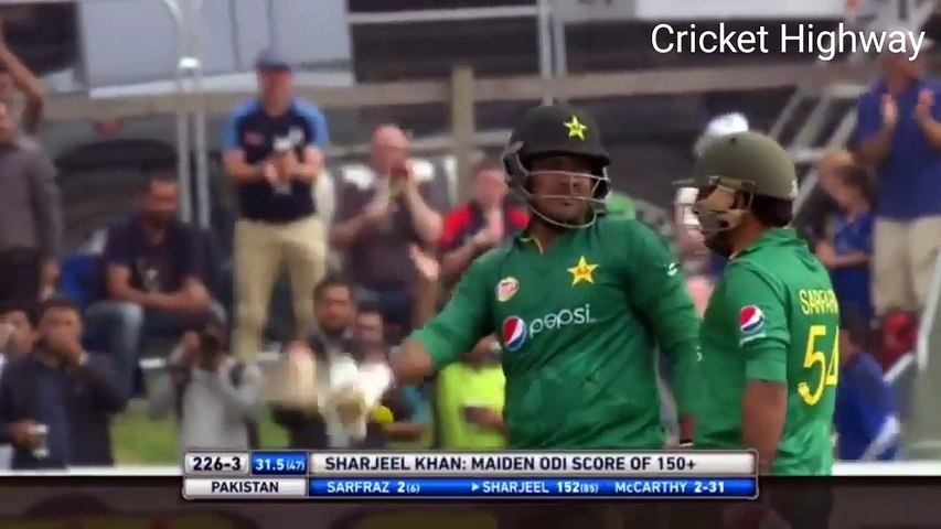Pakistan vs Ireland 1st ODI 2016 Full Highlights
