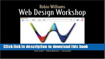 [PDF] Robin Williams Web Design Workshop Popular Colection