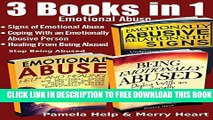 New Book Stop Being Abused: Signs of Emotional Abuse, Dealing With An Abuser, Healing After Being