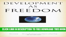 Collection Book Development as Freedom