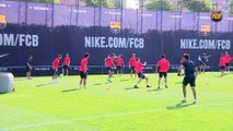 FCB Masía: Gerard previa Barça B - Saguntino [ESP]