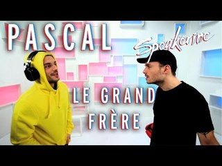 Pascal le Grand Frère - Speakerine