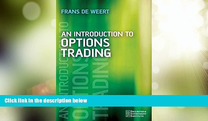 Big Deals  An Introduction to Options Trading  Best Seller Books Best Seller