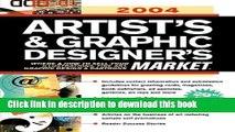 [PDF] 2004 Artist s   Graphic Designer s Market (Artist s   Graphic Designer s Market, 2004)