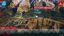 UTMB® 2017 route preview