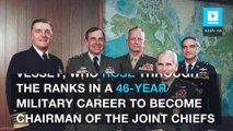 Former chairman of Joint Chiefs of Staff Gen. John Vessey dies at 94