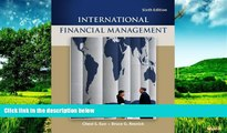 Must Have  International Financial Management (Mcgraw-Hill/Irwin Series in Finance, Insurance,