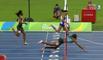Rio : L'incroyable plongeon de Shaunae Miller pour remporter la médaille d'or
