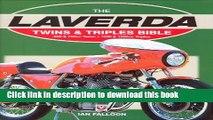 [PDF] The Laverda Twins   Triples Bible: 650   750cc Twins - 1000   1200cc Triples Popular Online