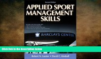 READ book  Applied Sport Management Skills-2nd Edition With Web Study Guide  FREE BOOOK ONLINE