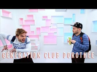 Génération Club Dorothée - Speakerine