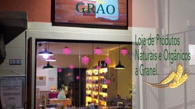 Loja Divino Grão # Alimentos Naturais e Orgânicos a Granel em Santo Amaro