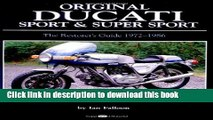 [PDF] Original Ducati Sport and Super Sport, 1972-1986 (Original Series) Full Colection