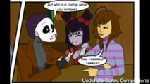 Best Undertale Comic Dubs, Shorts, and Animations Compilation! - TRY NOT TO LAUGH (IMPOSSIBLE)