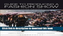 [PDF] Guide to Producing a Fashion Show: Studio Access Card Popular Colection