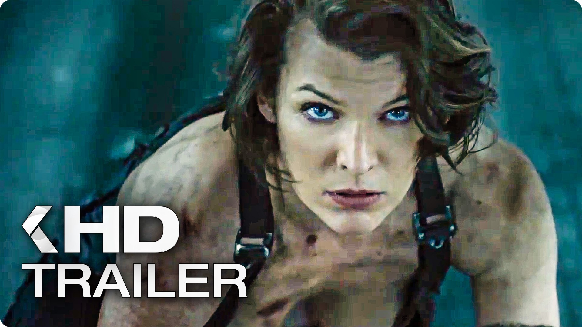 Resident Evil The Final Chapter Trailer - Resident Evil 6: The Final Chapter Trailer (2017)