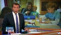 Rentrée scolaire: certains parents ont choisi l'enseignement à domicile - JT RTL
