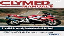Download Yamaha YZF-R1 1998-2003 (Clymer Color Wiring ... on