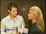 Extra Reality Preview 04 Nick Lachey & Jessica Simpson