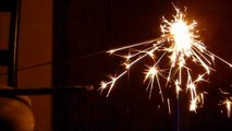 A Video of 20 Inch Wedding Sparklers