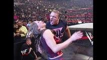 Stephanie McMahon & Triple H & Chris Jericho Segment Raw 03.11.2002 (HD)