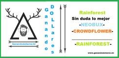Rainforest sin duda lo mejor  NEOBUX CROWDFLOWER RAINFOREST