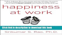 [PDF] Happiness at Work: Be Resilient, Motivated, and Successful - No Matter What Full Online