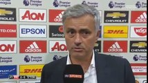 Jose Mourinho Post-Match Interview - Manchester United 2-0 Southampton (Premier League 2016)