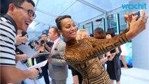 Zoe Saldana Wins Best Dressed in a Sci-Fi Look to Match 'Star Trek Beyond'