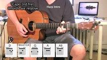 Thunder Road - Acoustic Guitar - chords - Bruce Springsteen