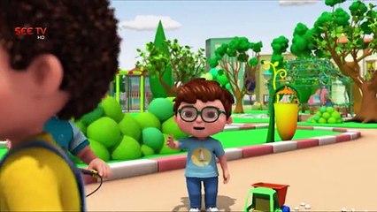 JAN - Cartoon - Ep 101  www.jancartoon.org