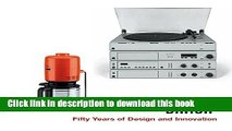 Collection Book BRAUN--Fifty Years of Design and Innovation