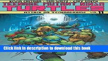 [PDF] Teenage Mutant Ninja Turtles Volume 11: Attack On Technodrome (Teenage Mutant Ninja Turtles
