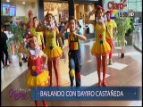 Bailando Con dayiro Castañeda en El Blog de Karina